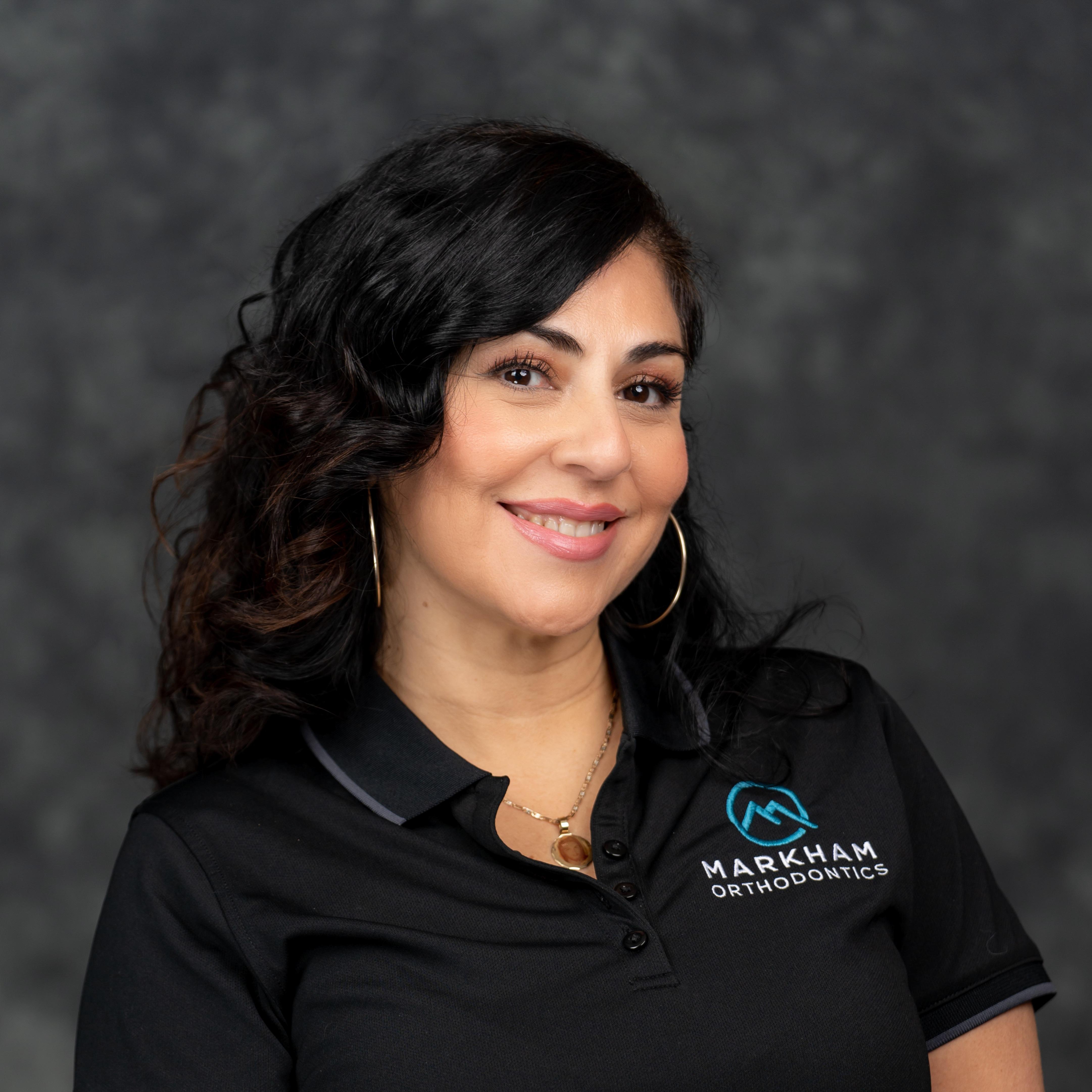 Brenda Colosio of Markham Orthodontics